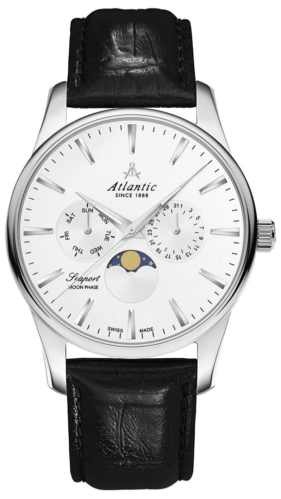 Atlantic 56550.41.21 - zegarek męski