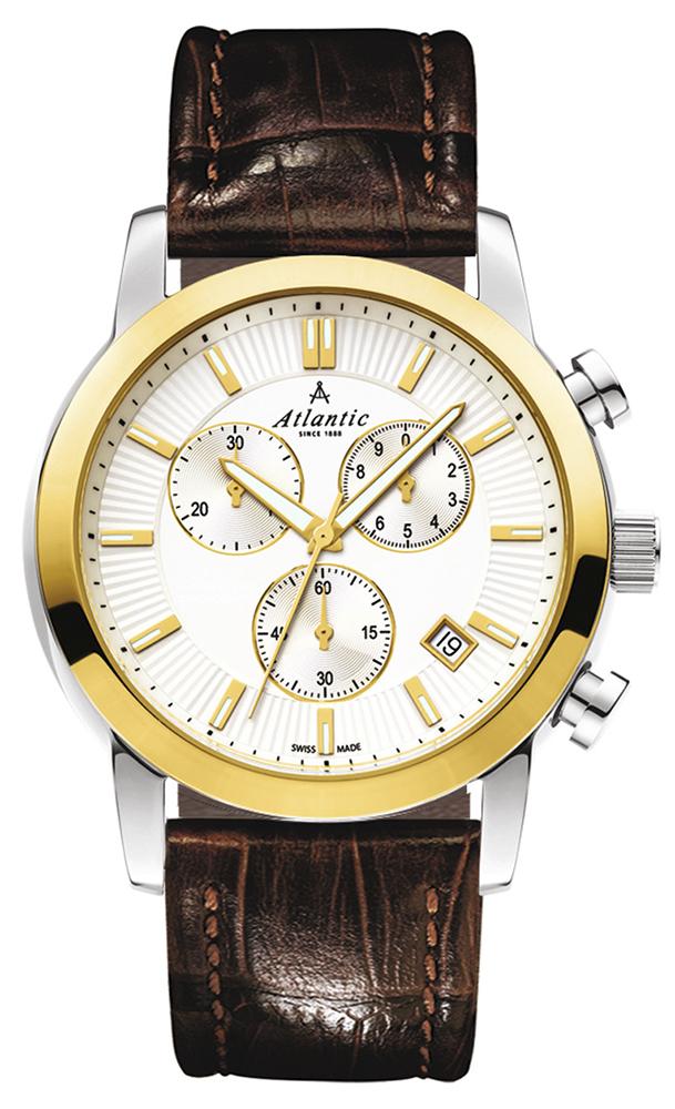 Atlantic 62450.43.21G - zegarek męski