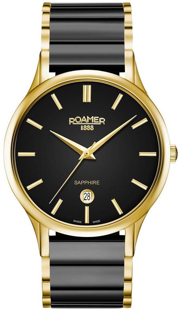 Roamer 657833 48 55 60 - zegarek męski