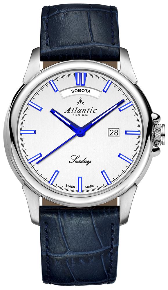 Atlantic 69550.41.21BP - zegarek męski