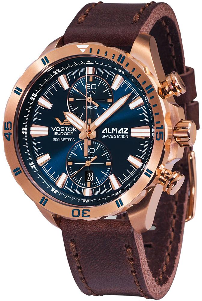 Vostok Europe 6S11-320B262 - zegarek męski