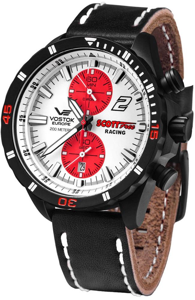 Vostok Europe 6S11-320C374 - zegarek męski