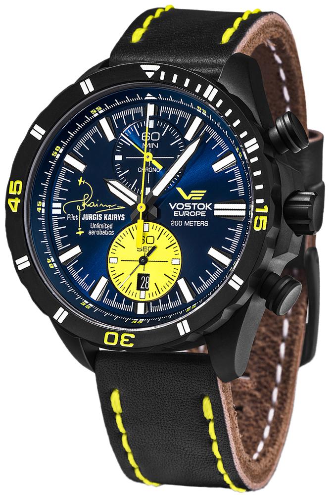 Vostok Europe 6S11-320J362 - zegarek męski