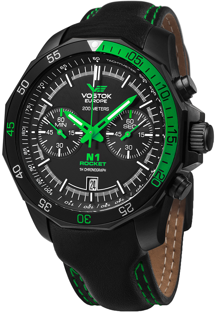 Vostok Europe 6S21-2254252 - zegarek męski