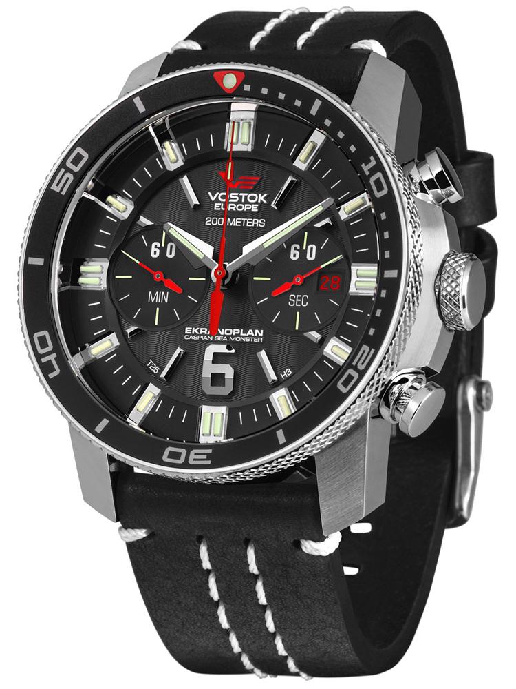 Vostok Europe 6S21-546A508 - zegarek męski