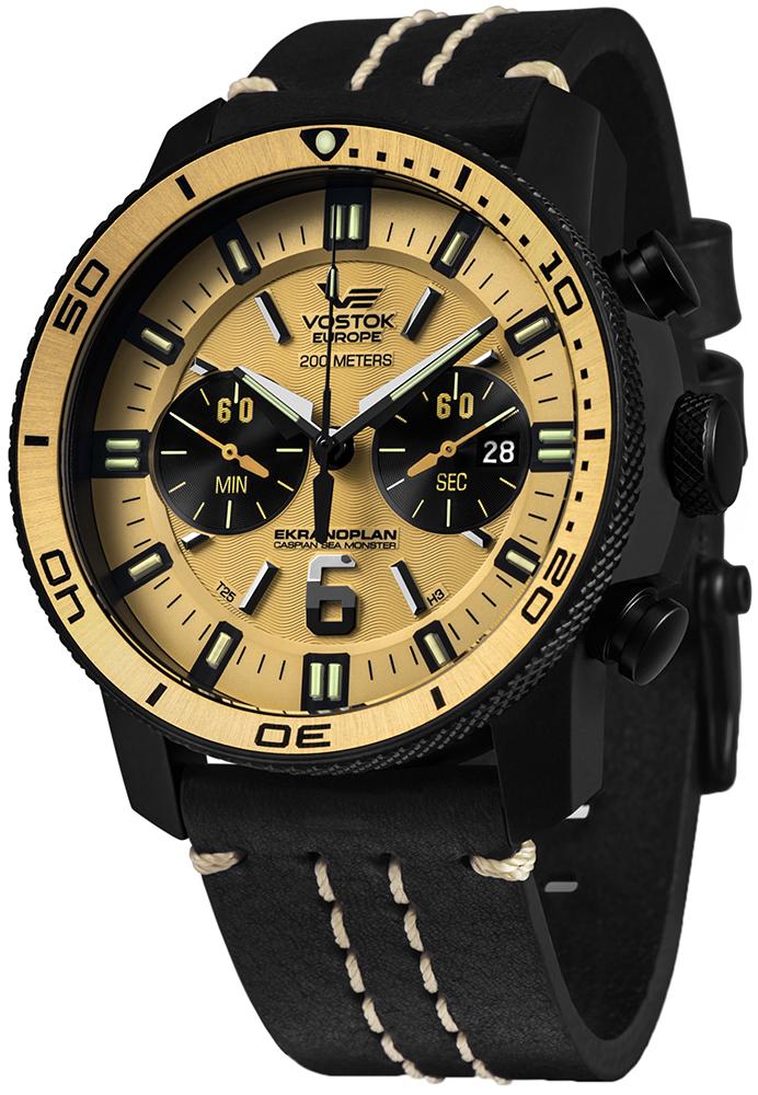 Vostok Europe 6S21-546C512 - zegarek męski