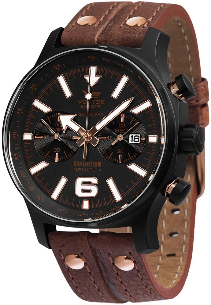 Vostok Europe 6S21-5953230 - zegarek męski