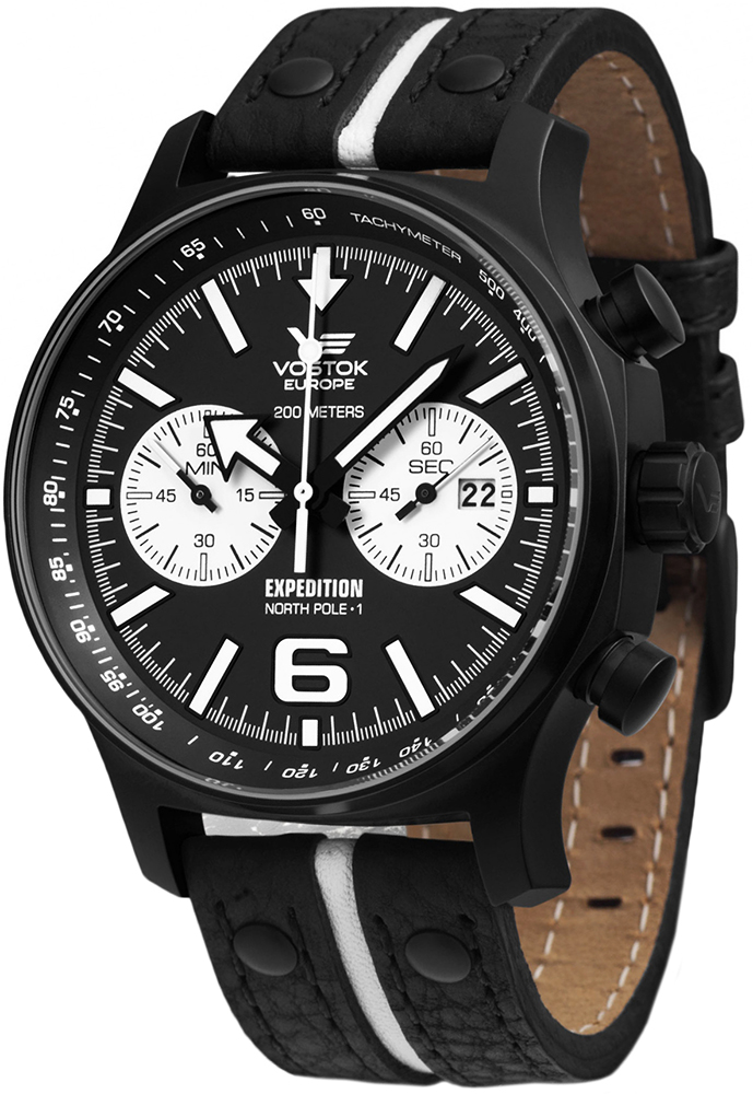 Vostok Europe 6S21-5954199 - zegarek męski