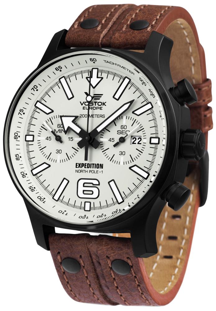 Vostok Europe 6S21-5954200 - zegarek męski