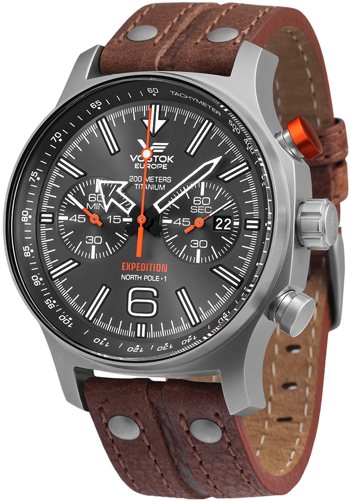 Vostok Europe 6S21-595H298 - zegarek męski