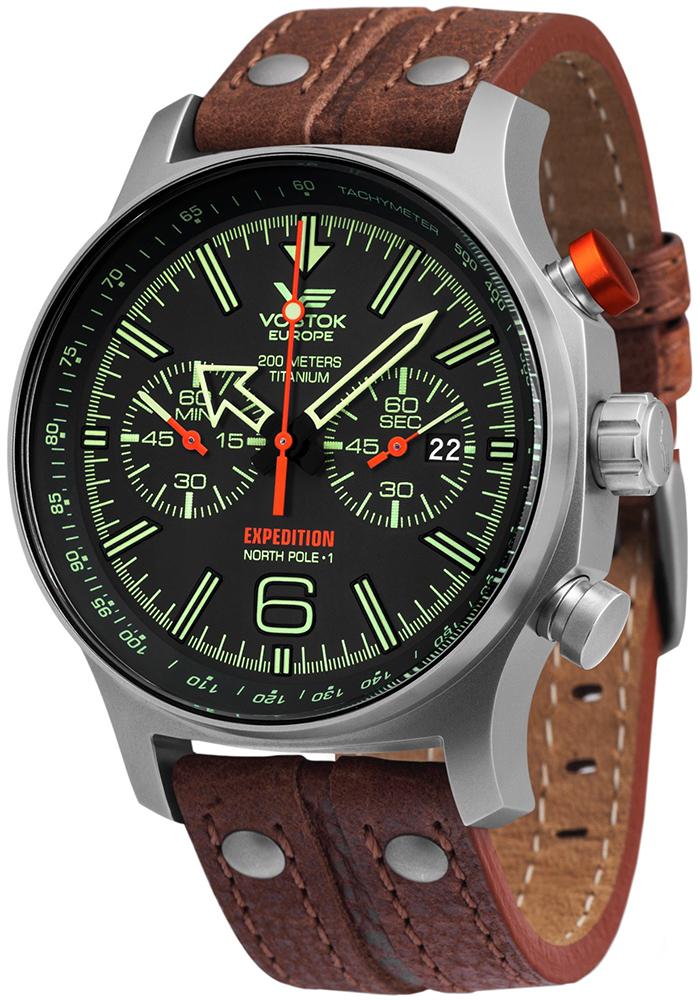 Vostok Europe 6S21-595H299 - zegarek męski