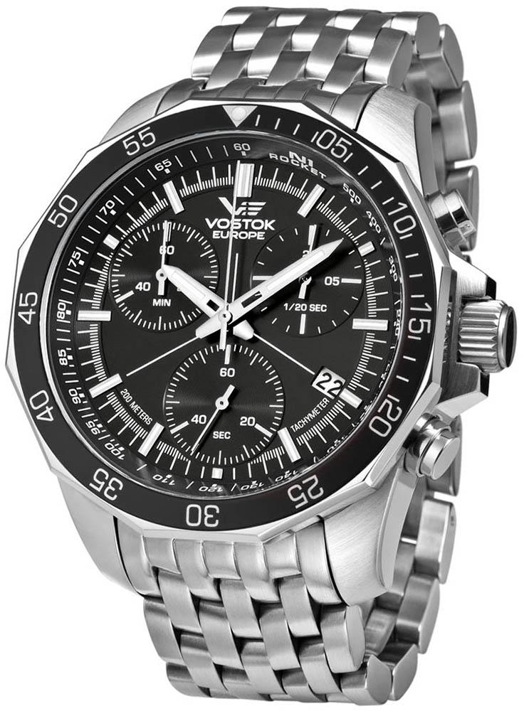 Vostok Europe 6S30-2255177B - zegarek męski