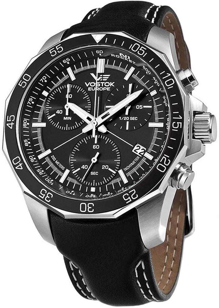 Vostok Europe 6S30-2255177 - zegarek męski