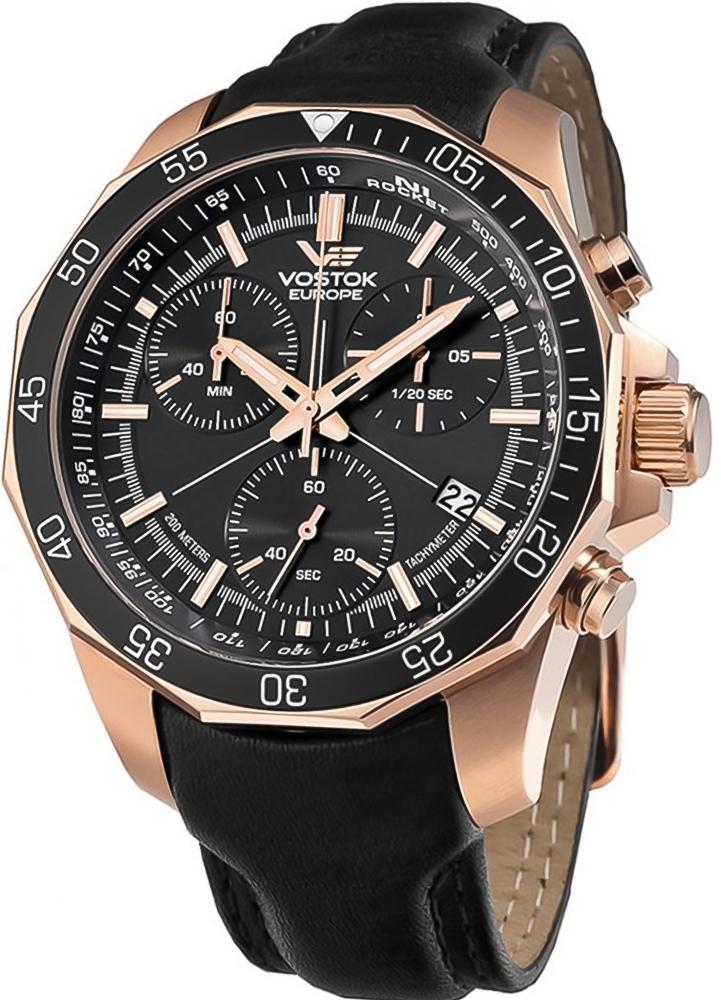 Vostok Europe 6S30-2259179 - zegarek męski