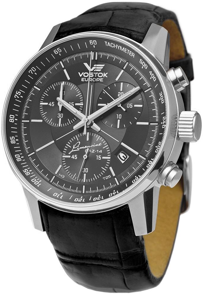 Vostok Europe 6S30-5651174 - zegarek męski
