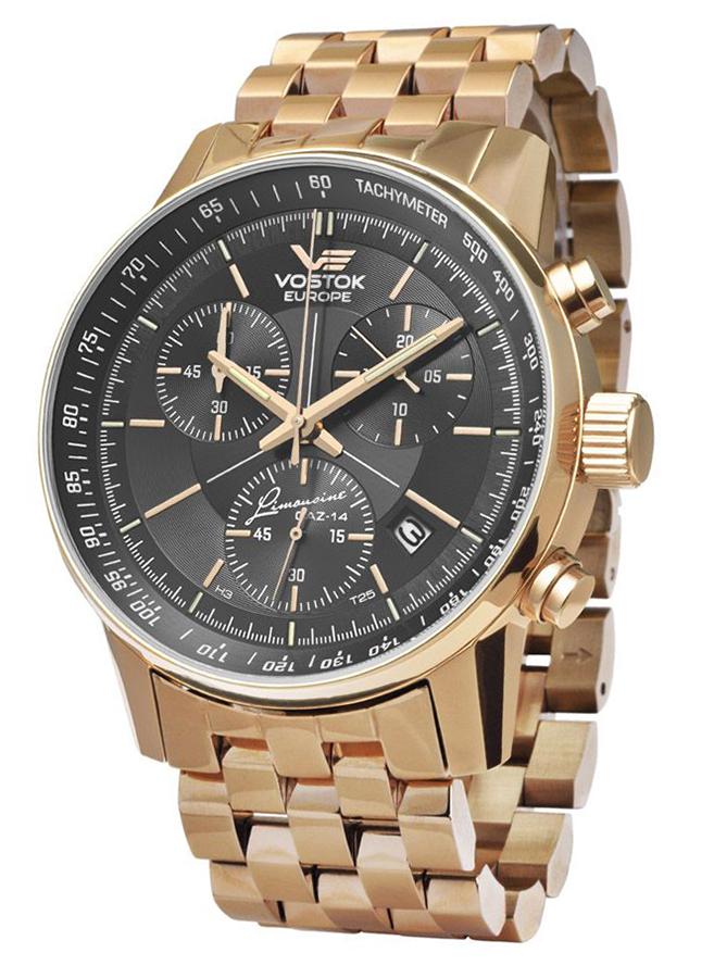Vostok Europe 6S30-5659175B - zegarek męski