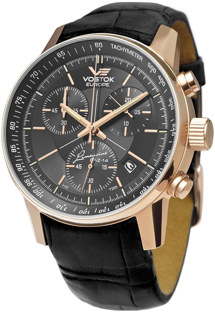 Vostok Europe 6S30-5659175 - zegarek męski