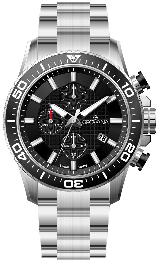 Grovana 7037.9137 - zegarek męski