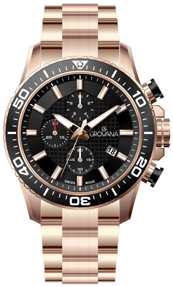 Grovana 7037.9167 - zegarek męski