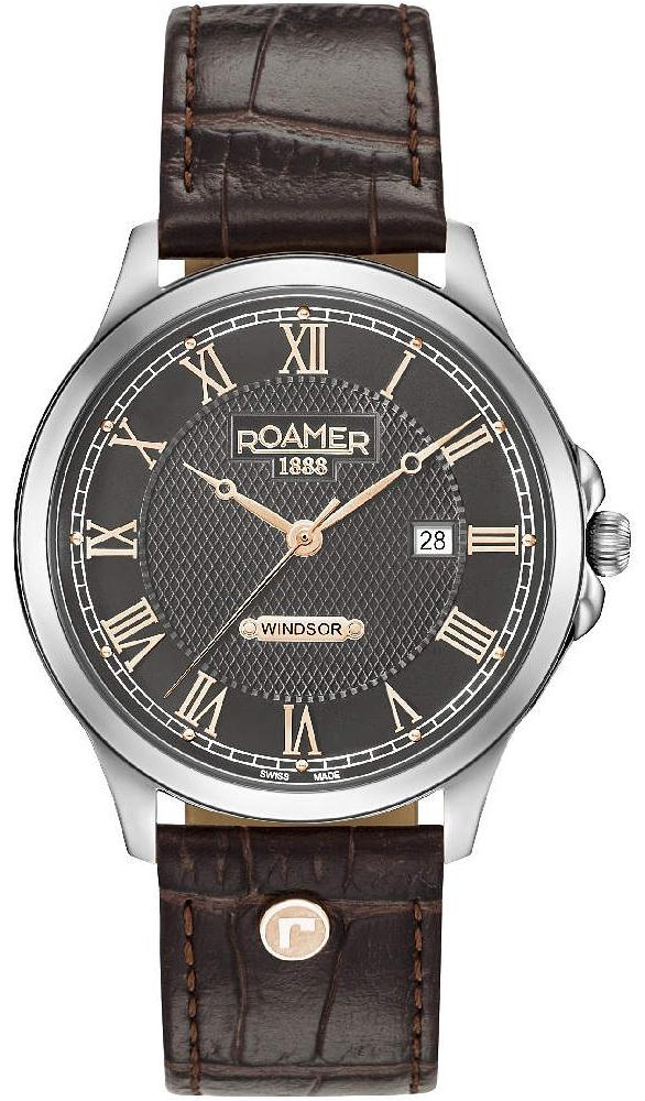 Roamer 706856 41 02 07 - zegarek męski
