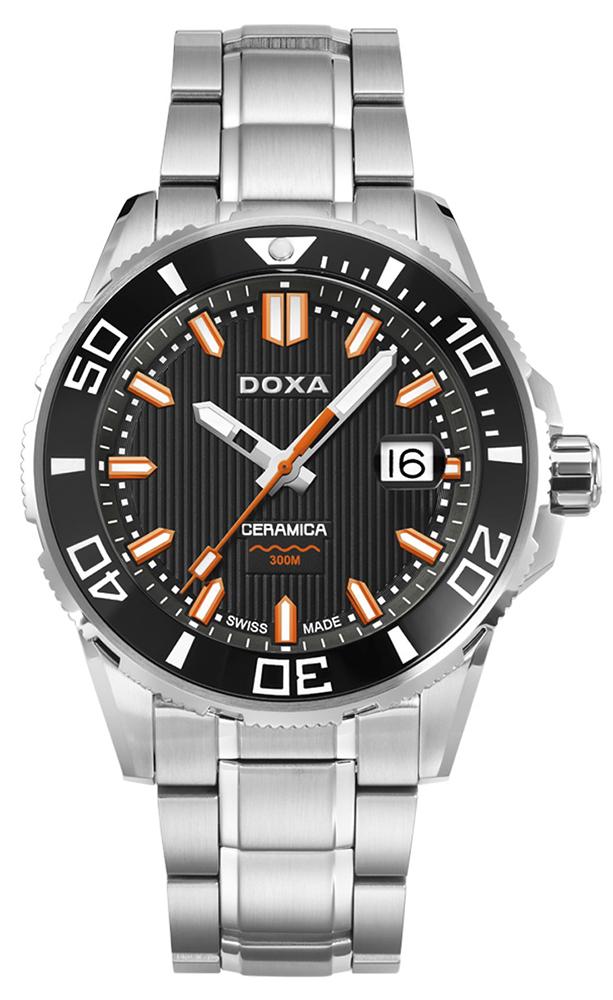 Doxa 707.10.101.10 - zegarek męski
