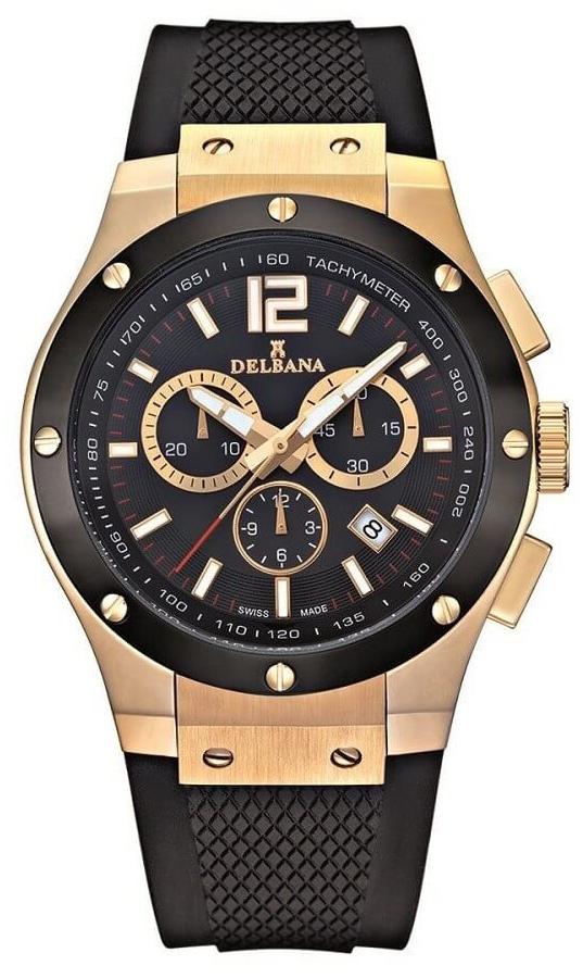 Delbana 73501.578.6.034 - zegarek męski