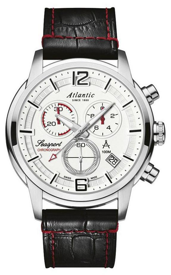Atlantic 87461.41.25 - zegarek męski
