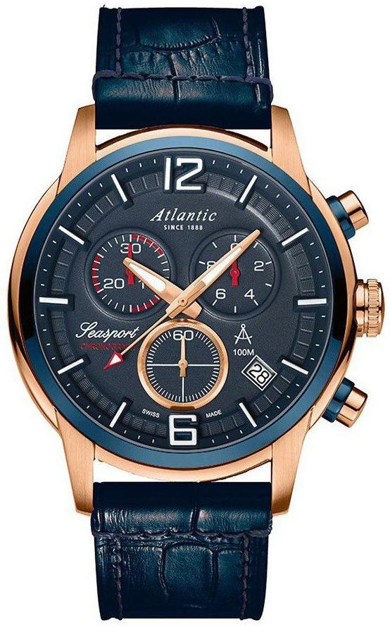 Atlantic 87461.44.55 - zegarek męski