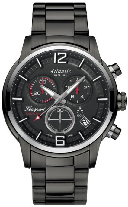 Atlantic 87466.46.45 - zegarek męski