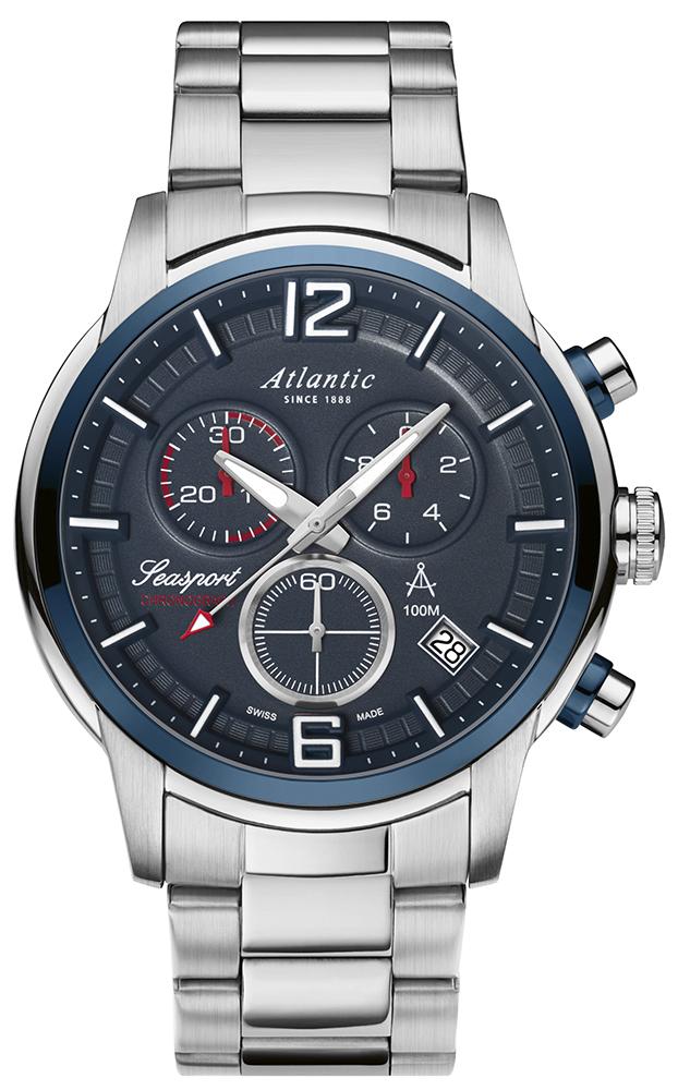 Atlantic 87466.47.55 - zegarek męski