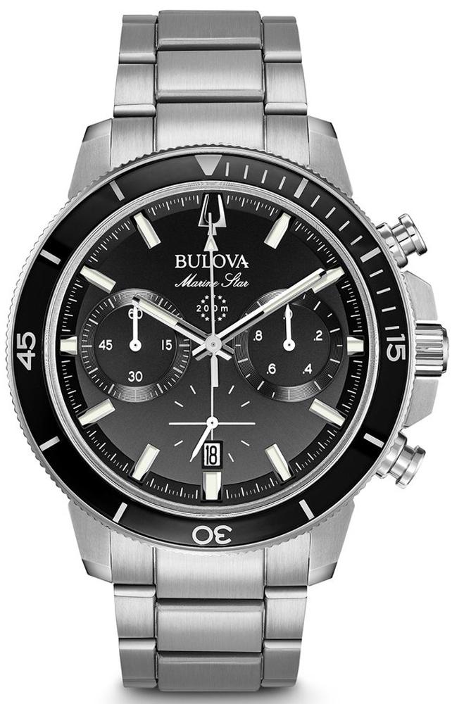 Bulova 96B272 - zegarek męski