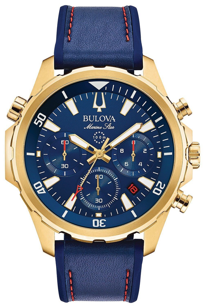 Bulova 97B168 - zegarek męski