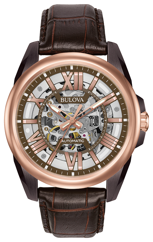 Bulova 98A165 - zegarek męski