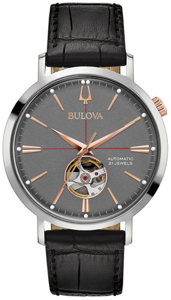 Bulova 98A187 - zegarek męski