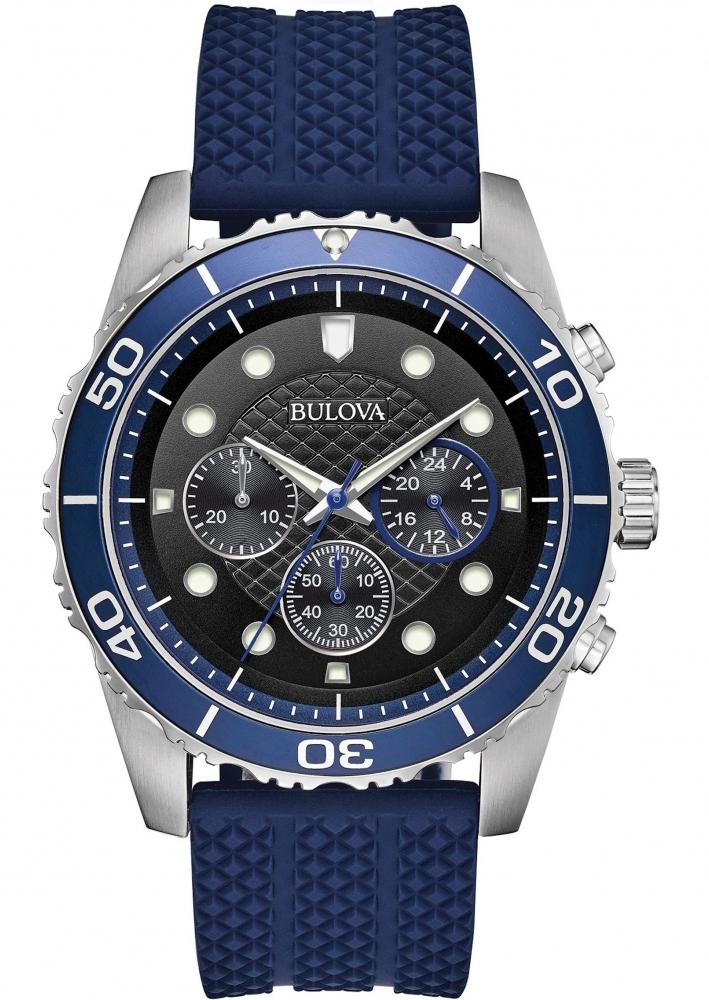 Bulova 98A190 - zegarek męski
