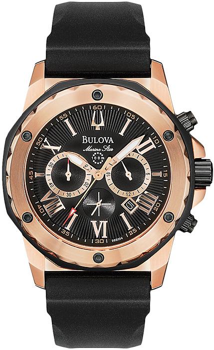 Bulova 98B104 - zegarek męski