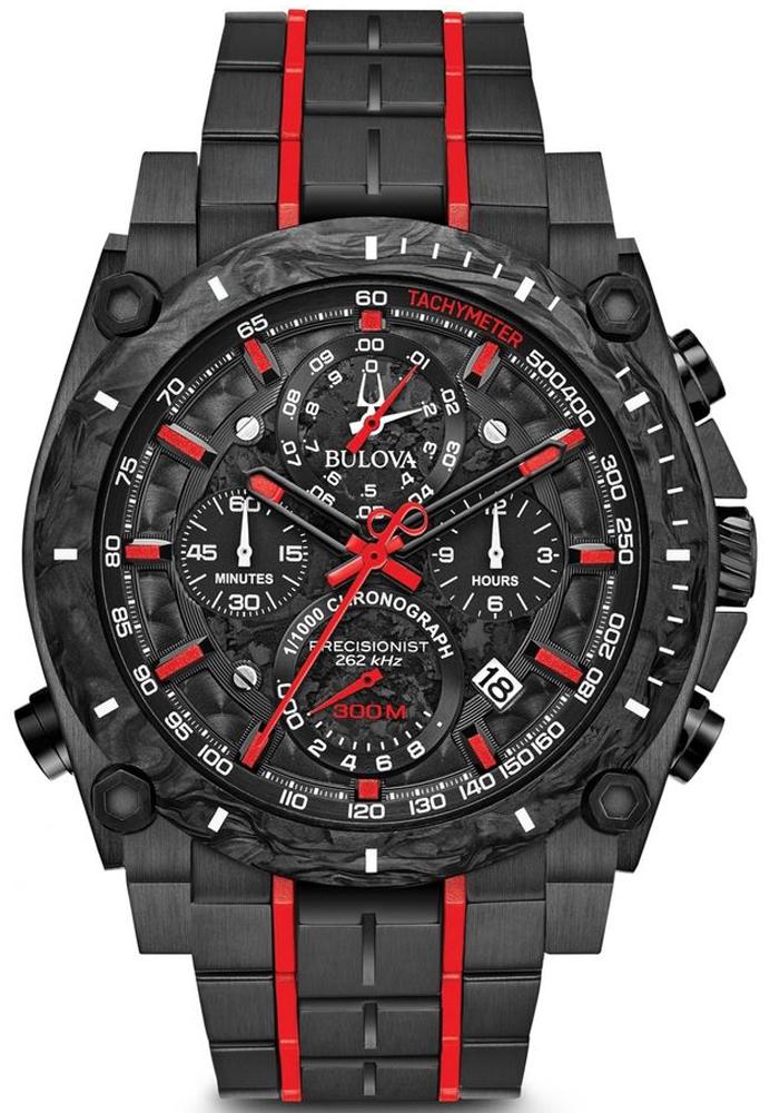 Bulova 98B313 - zegarek męski