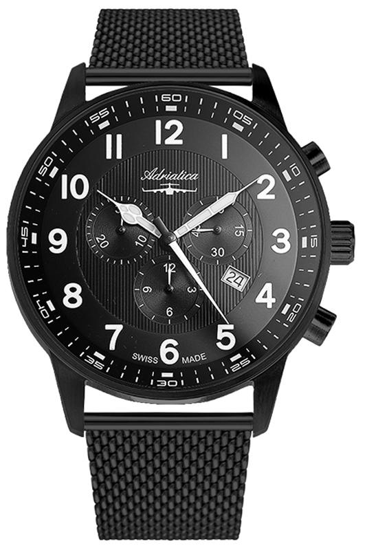 Adriatica A1076.B124CHXL - zegarek męski