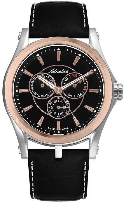 Adriatica A1094.R216QF - zegarek męski