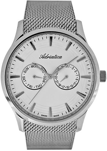 Adriatica A1100.5113QF - zegarek męski