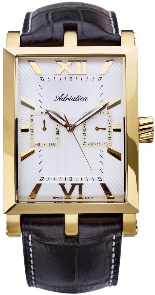 Adriatica A1112.1263QF - zegarek męski