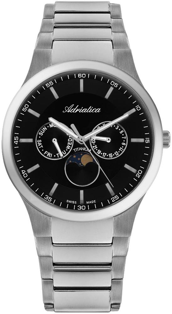Adriatica A1145.4114QF - zegarek męski