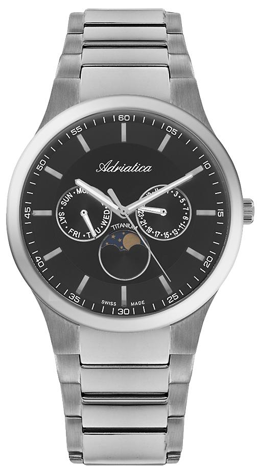 Adriatica A1145.4116QF - zegarek męski