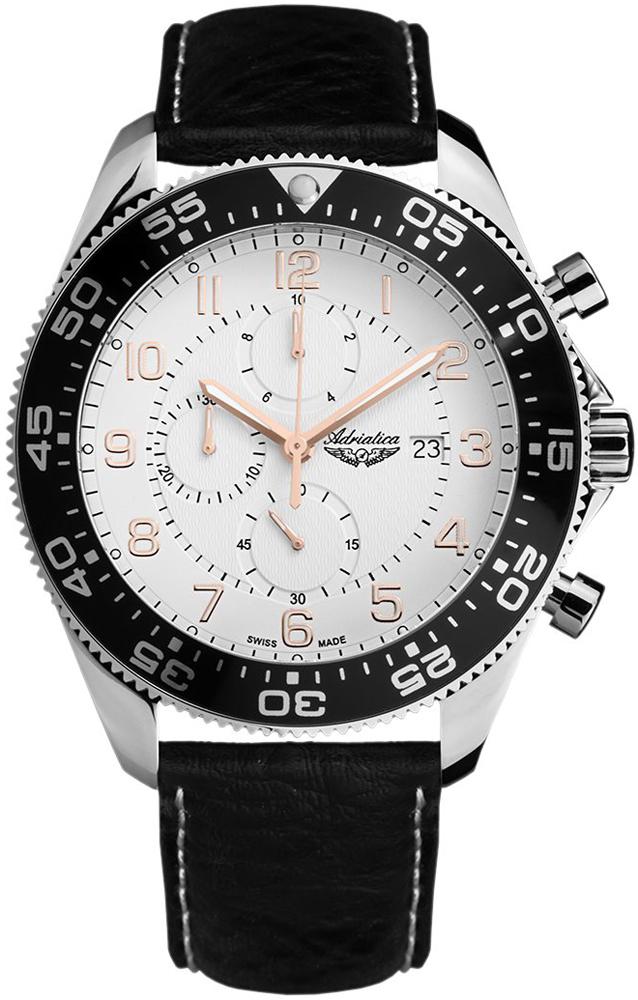 Adriatica A1147.52R3CH - zegarek męski