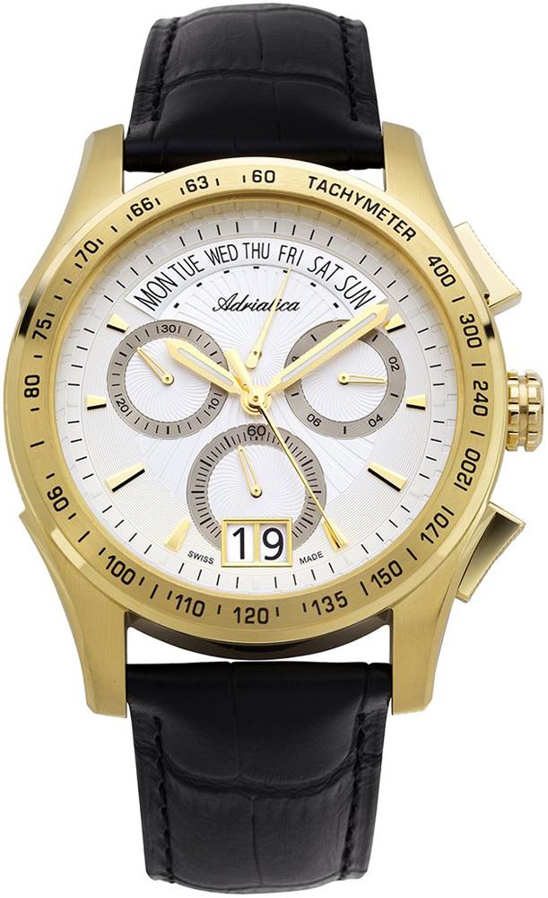 Adriatica A1160.1213CHC - zegarek męski