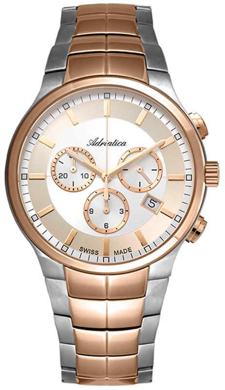 Adriatica A1192.R113CH - zegarek męski