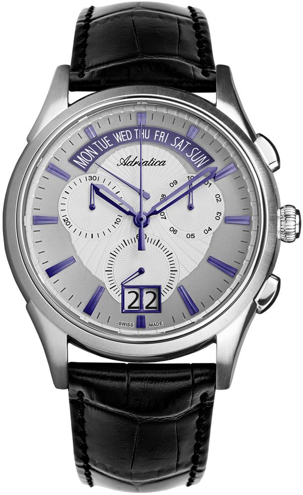 Adriatica A1193.52B3CH - zegarek męski