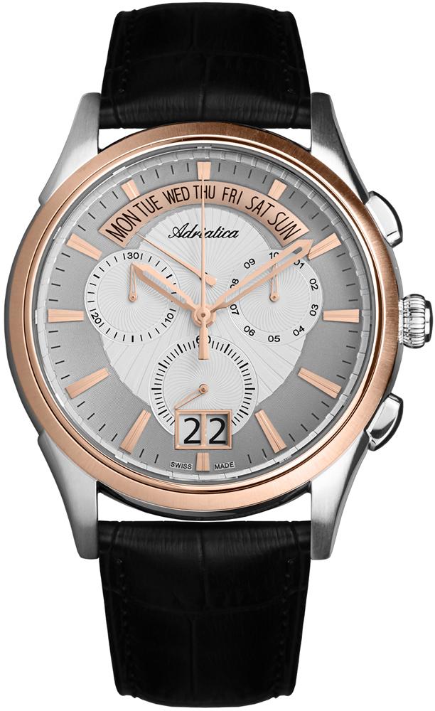 Adriatica A1193.R213CH - zegarek męski