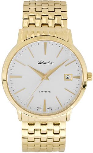Adriatica A1243.1113QS - zegarek męski