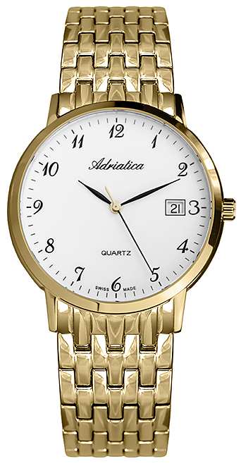 Adriatica A1243.1123QS - zegarek męski